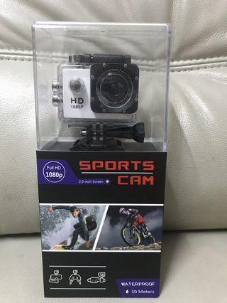 Sports Cam Full HD1080p 2.0-inch Screen