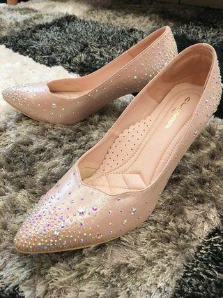CUMAR 婚鞋 高跟鞋