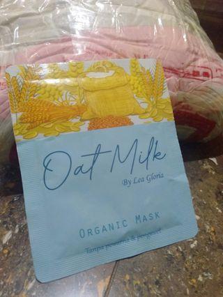 Masker Oat Milk By Lea Gloria