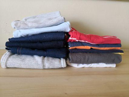 🚚 Giving away! Toddler Clothes for 1-2Y