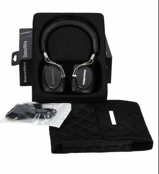 Bowers & Wilkins P5 Wireless Bluetooth On-ear Headphone