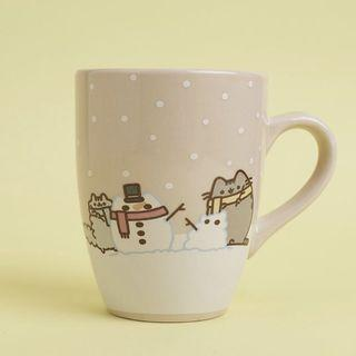 18oz Pusheen mug