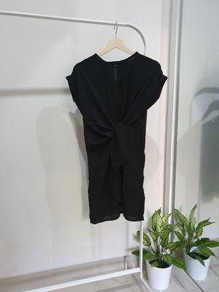 Black Regular Dress