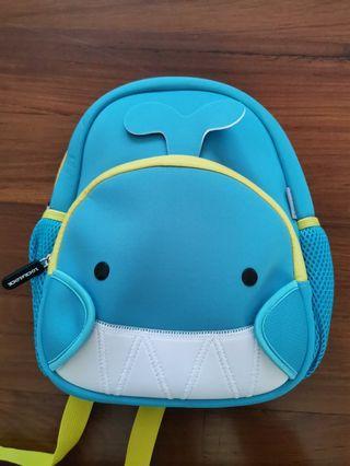 🚚 Blue Whale Kids Bag