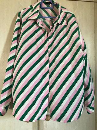 Zalora Stripes Top