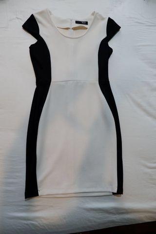 Bodycon Dress White #BAPAU
