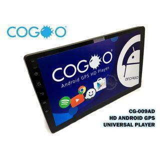 COGOO (CG-009AD) HD ANDROID GPS UNIVERSAL PLAYER