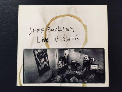 Jeff Buckley - Live at SinE. Legacy Edition