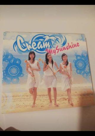 少女組合唱碟一隻 只知其中一個叫做歌星李蘊