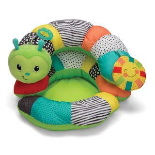 🚚 Infantino Prop-A-Pillar Tummy Time & Seated Support