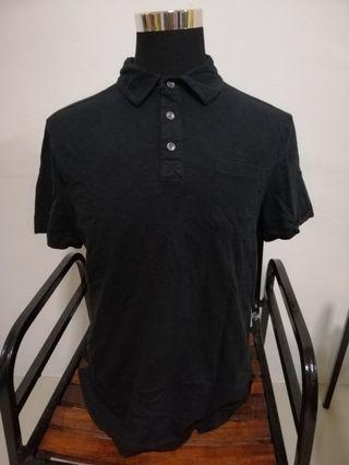 Mossimo Supply tshirt hitam all black