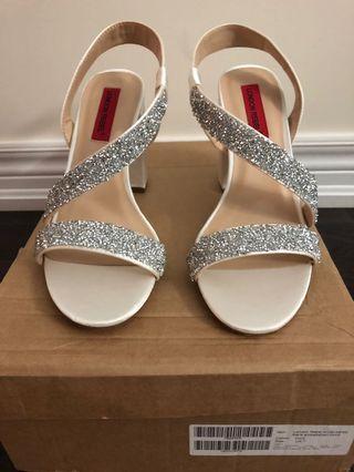 Brand New ASOS wedding heels size 9