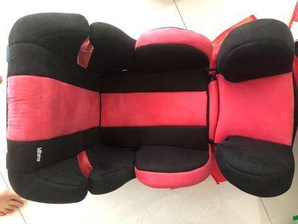 Recaro baby booster seat