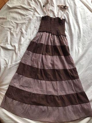 斯文裙 summer dress