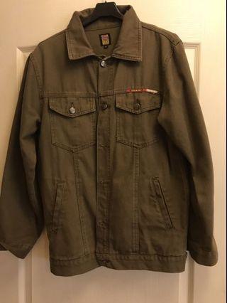 古著 稀有美版Dickies 卡其外套