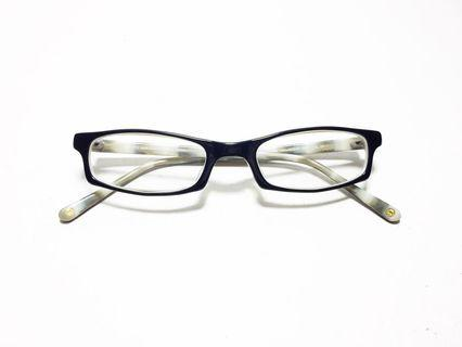 🚚 日本製 Makoto Muramatsu eyewear 村松誠 貓咪品牌 中性眼鏡架 黑色/漸層灰色內裡 男女皆宜, Japanese artist brand, frame made in Japan.