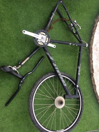 Mountain Bike Parts Bicycles Carousell Philippines