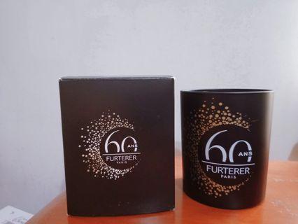 荷那法蕊 Furterer 六十週年紀念法國原裝限量香氛蠟燭