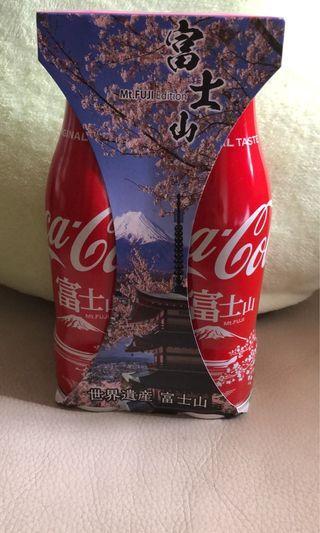 可口可樂-富士山限定