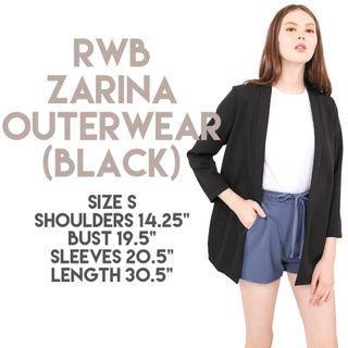 Runway Bandits Zarina Outerwear (Black)