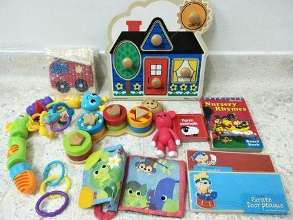 Baby Educational Sensory Toys