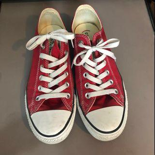 Converse Chuck Taylor Red Sneakers