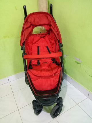 Stroller Cocolatte Diva Merah