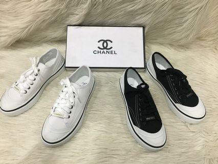 Sepatu chanel Sneakers C-A1