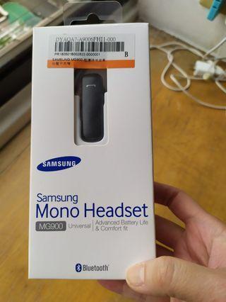 🚚 出清!三星mg900藍芽耳機