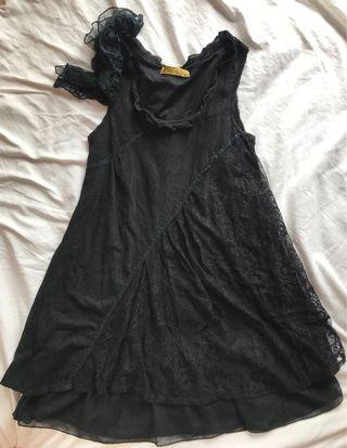 曰本 裙 蕾絲 長裙 summer dress japan lace
