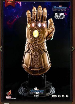HT Endgame - 1/4th scale Infinity Gauntlet (ACS007)