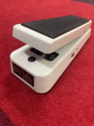 Cry Baby Bass Wah Pedal