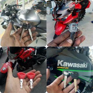 Kunci Motor service
