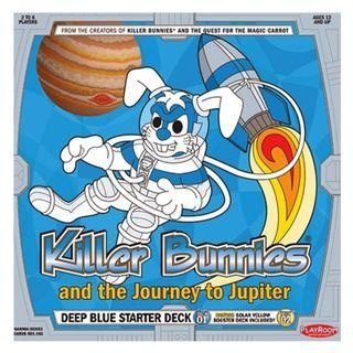 Killer Bunnies & The Journey To Jupiter