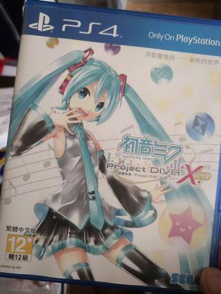PS4初音