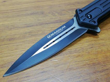 各廠 Boker 麥林 Magnum 高硬度戶外求生摺刀,露營刀,刺刀,軍刀,戰術刀,折曡刀。