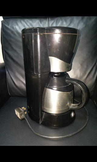 蒸餾咖啡機《最後減價 -不議價了》