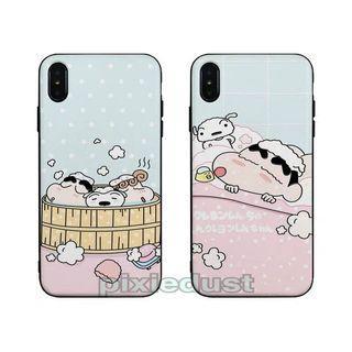 shinchan phone casing