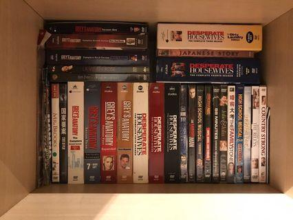 🚚 DVDs/ Complete TV Series and Film