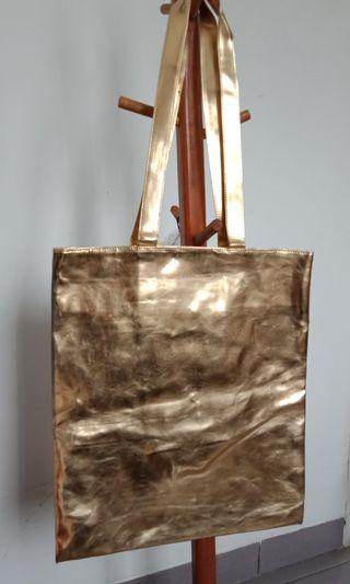 Tote Bag Gold