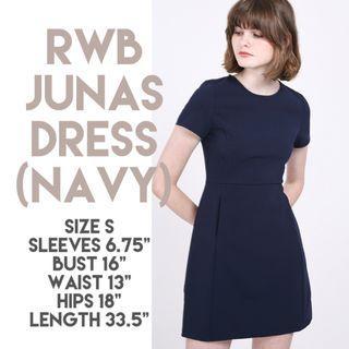 Runway Bandits Junas Dress (Navy)