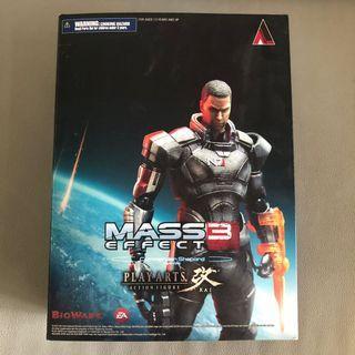Commander Shepard Figure