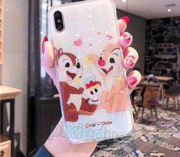 chip and dale phone casing