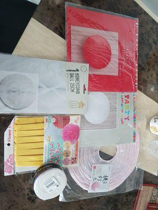 Paper lantern/party supplies/ party decorations