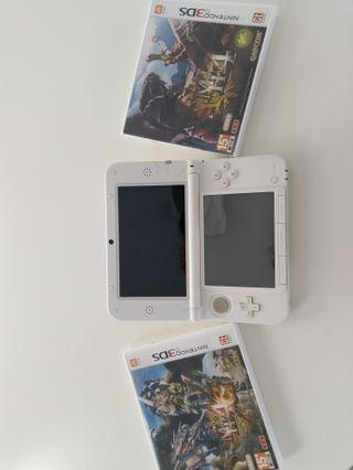 N3ds +mh4 +mh4g