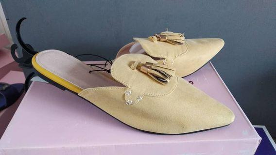 Size 39 Max Fashion loafers tassel