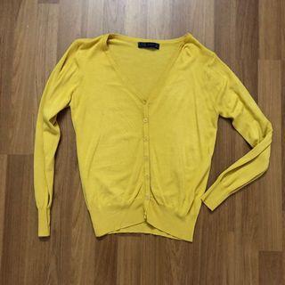 Mustard/Yellow Cardigan