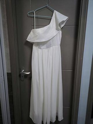 White Dress 長裙 輕婚紗