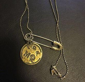 McQueen necklace