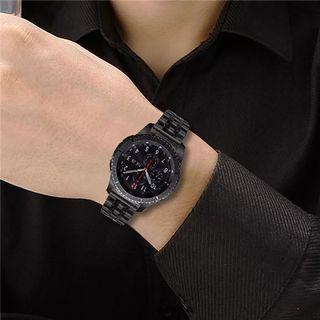 Sales Instock Jansin Samsung galaxy watch strap / s3 frontier